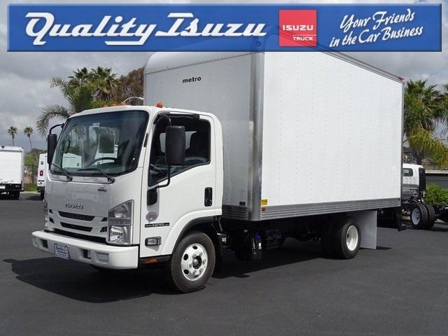 2020 Isuzu NPR-HD Regular Cab 4x2, Metro Truck Body Cutaway Van #201156 - photo 1