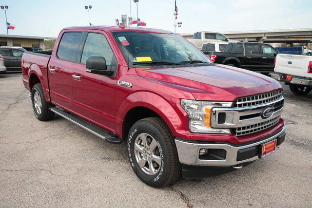 2018 F-150 Crew Cab 4x4 Pickup #8250622 - photo 4