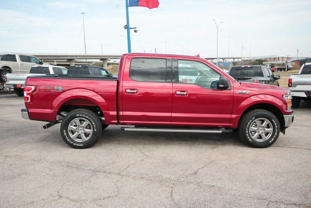 2018 F-150 Crew Cab 4x4 Pickup #8250622 - photo 5