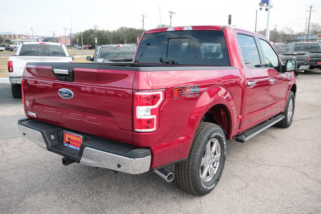 2018 F-150 Crew Cab 4x4 Pickup #8250622 - photo 6