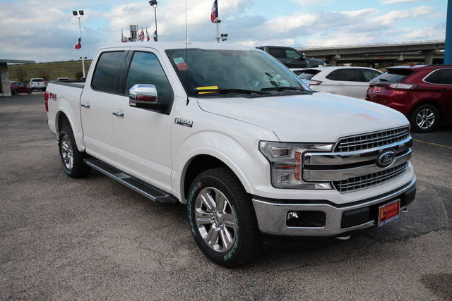 2018 F-150 Crew Cab 4x4 Pickup #8250628 - photo 4