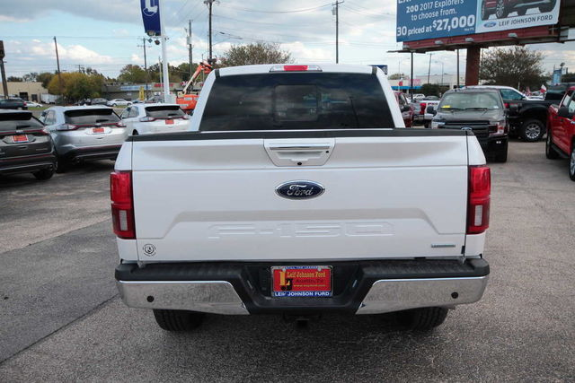 2018 F-150 Crew Cab 4x4 Pickup #8250628 - photo 7
