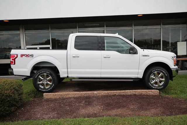 2018 F-150 Crew Cab 4x4 Pickup #8250674 - photo 5