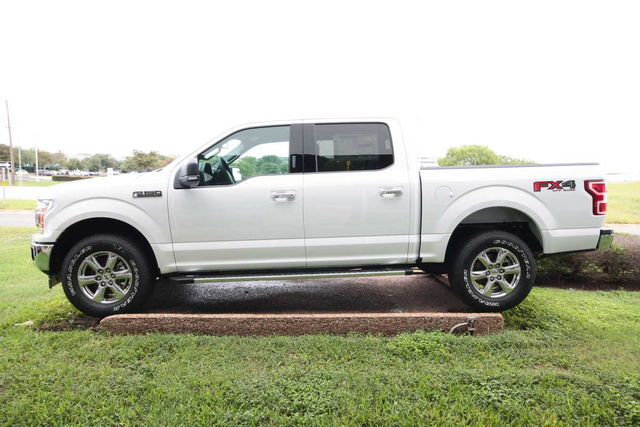 2018 F-150 Crew Cab 4x4 Pickup #8250674 - photo 7