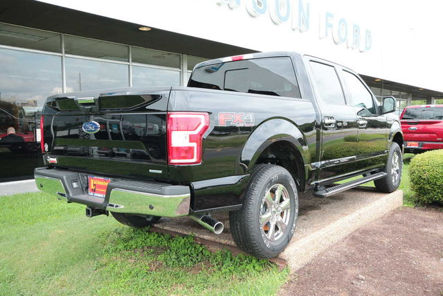 2018 F-150 Crew Cab 4x4 Pickup #8250676 - photo 5