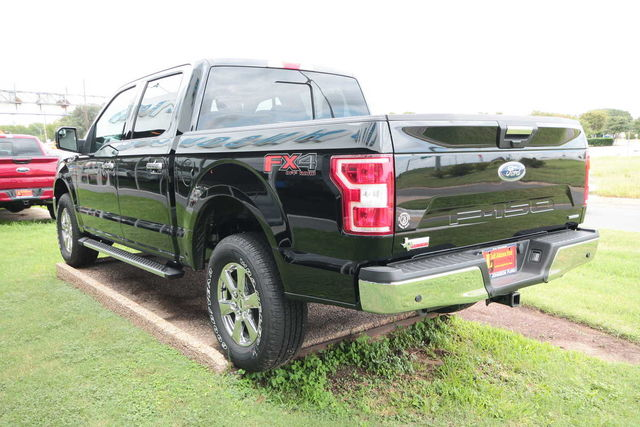 2018 F-150 Crew Cab 4x4 Pickup #8250676 - photo 2