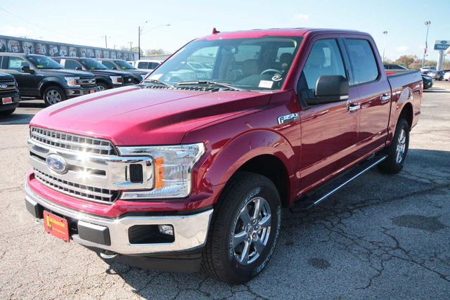 2018 F-150 Crew Cab 4x4 Pickup #8250797 - photo 1
