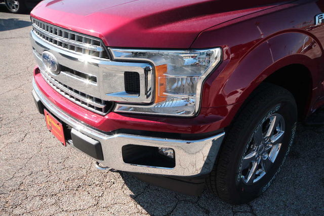 2018 F-150 Crew Cab 4x4 Pickup #8250797 - photo 11
