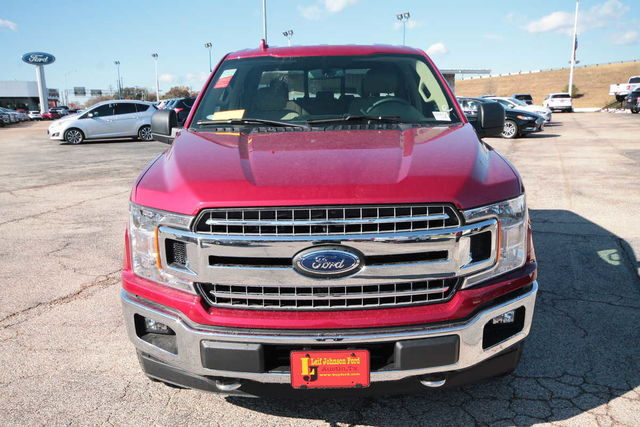 2018 F-150 Crew Cab 4x4 Pickup #8250797 - photo 3