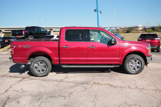 2018 F-150 Crew Cab 4x4 Pickup #8250797 - photo 5