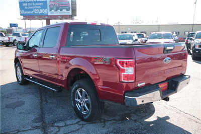 2018 F-150 Crew Cab 4x4 Pickup #8250797 - photo 2