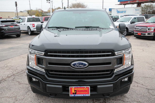 2018 F-150 Crew Cab 4x4 Pickup #8251179 - photo 3