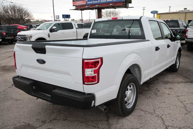 2018 F-150 Crew Cab, Pickup #8252184F - photo 6
