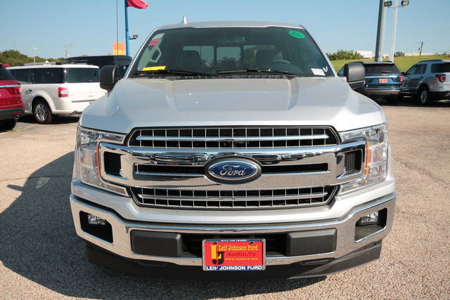 2018 F-150 Crew Cab Pickup #8255701 - photo 3