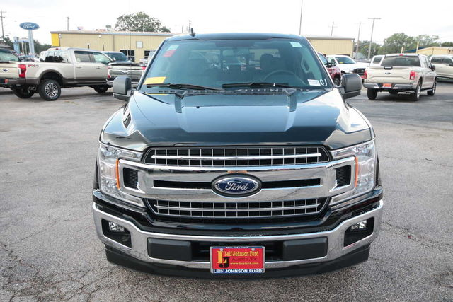 2018 F-150 Crew Cab Pickup #8258500 - photo 3