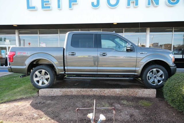 2018 F-150 Crew Cab 4x4 Pickup #8259643 - photo 4