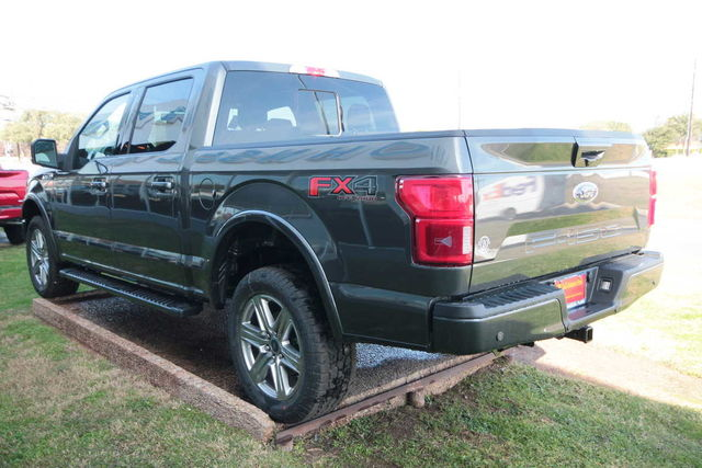 2018 F-150 Crew Cab 4x4 Pickup #8259643 - photo 2