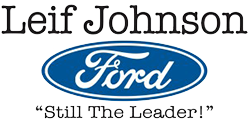 Leif Johnson Ford Austin logo