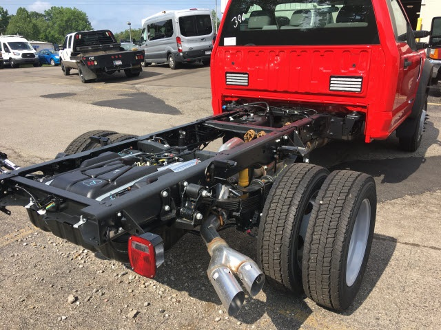 2017 F-450 Regular Cab DRW 4x4, Cab Chassis #5088 - photo 5