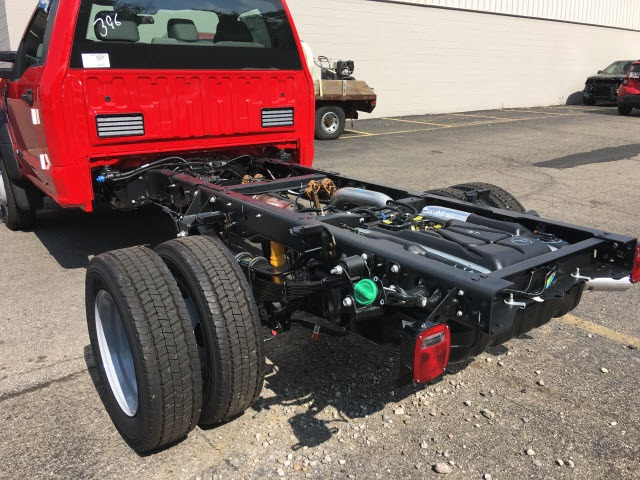 2017 F-450 Regular Cab DRW 4x4, Cab Chassis #5088 - photo 2