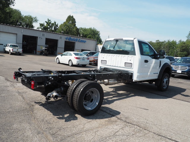 2017 F-450 Regular Cab DRW 4x4, Cab Chassis #5172 - photo 2