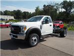 2017 F-450 Regular Cab DRW 4x4, Cab Chassis #5172 - photo 1