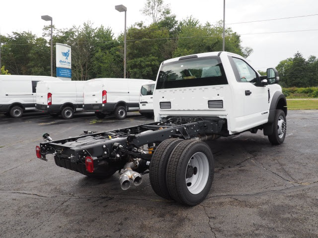 2017 F-550 Regular Cab DRW 4x4, Cab Chassis #5190 - photo 2
