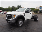 2017 F-550 Regular Cab DRW 4x4, Cab Chassis #5190 - photo 1