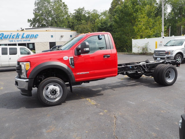 2017 F-550 Regular Cab DRW 4x4, Cab Chassis #5206 - photo 3