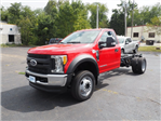 2017 F-550 Regular Cab DRW 4x4, Cab Chassis #5206 - photo 1