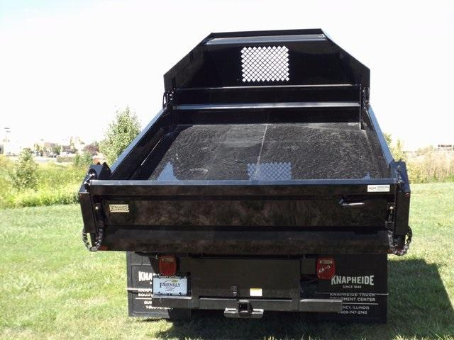 2017 Silverado 3500 Regular Cab DRW 4x4, Knapheide Dump Body #171039 - photo 20