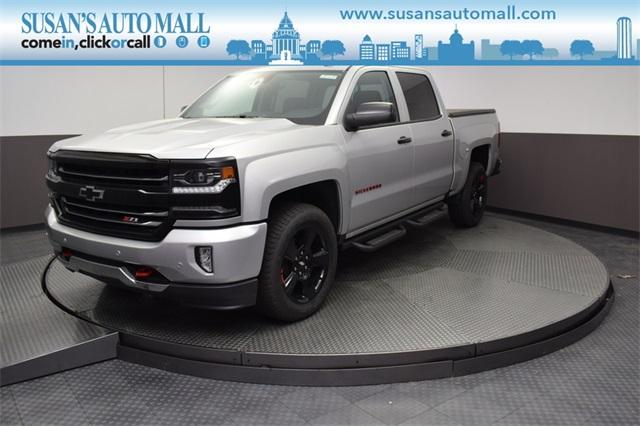 2018 Silverado 1500 Crew Cab 4x4,  Pickup #180461T - photo 1