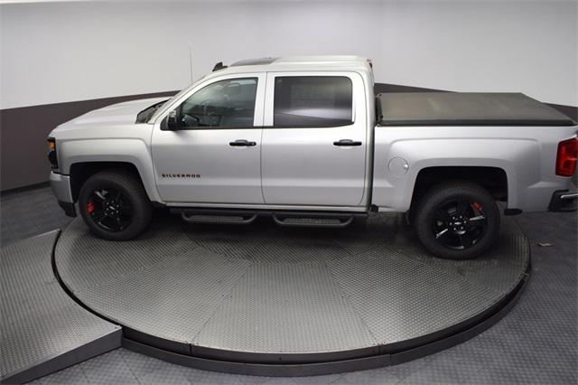 2018 Silverado 1500 Crew Cab 4x4,  Pickup #180461T - photo 19