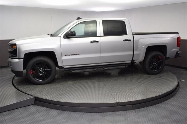 2018 Silverado 1500 Crew Cab 4x4,  Pickup #180461T - photo 3