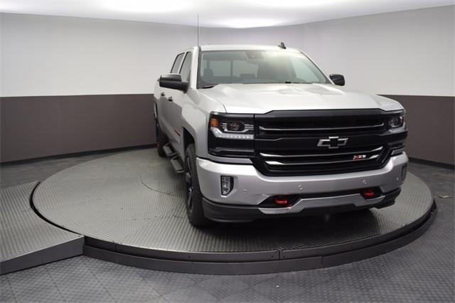 2018 Silverado 1500 Crew Cab 4x4,  Pickup #180461T - photo 8