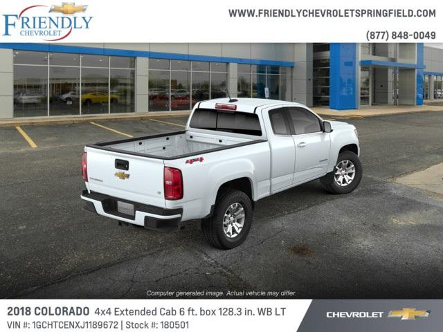 2018 Colorado Extended Cab 4x4,  Pickup #180501 - photo 2