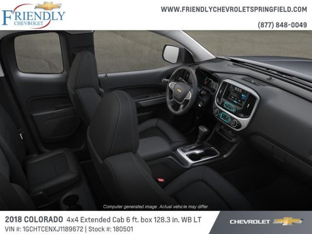 2018 Colorado Extended Cab 4x4,  Pickup #180501 - photo 6