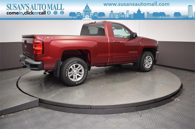 2018 Silverado 1500 Regular Cab 4x4,  Pickup #180639 - photo 1