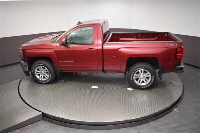 2018 Silverado 1500 Regular Cab 4x4,  Pickup #180639 - photo 17