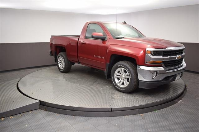 2018 Silverado 1500 Regular Cab 4x4,  Pickup #180639 - photo 3