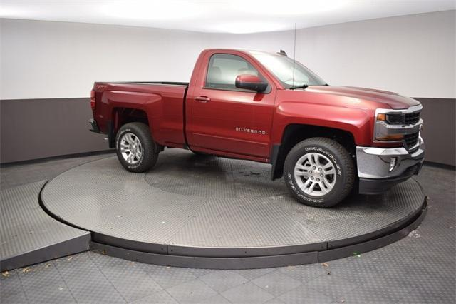 2018 Silverado 1500 Regular Cab 4x4,  Pickup #180639 - photo 8