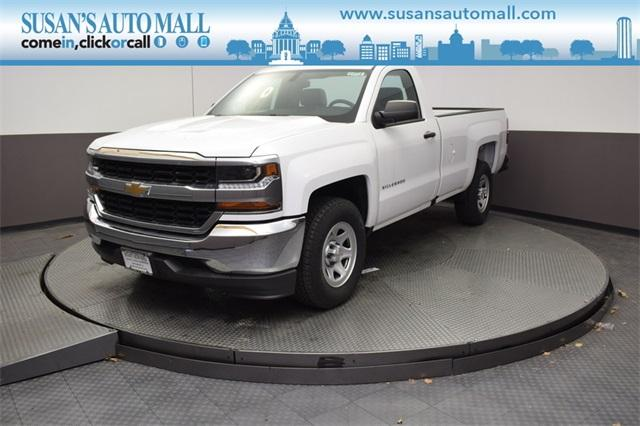 2018 Silverado 1500 Regular Cab 4x2,  Pickup #180719 - photo 1