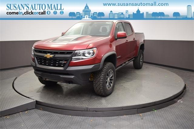 2018 Colorado Crew Cab 4x4,  Pickup #180729 - photo 1