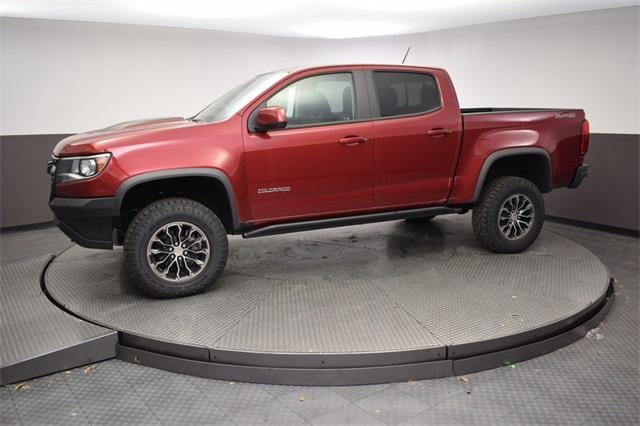 2018 Colorado Crew Cab 4x4,  Pickup #180729 - photo 4