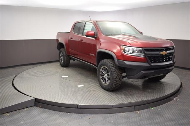 2018 Colorado Crew Cab 4x4,  Pickup #180729 - photo 9