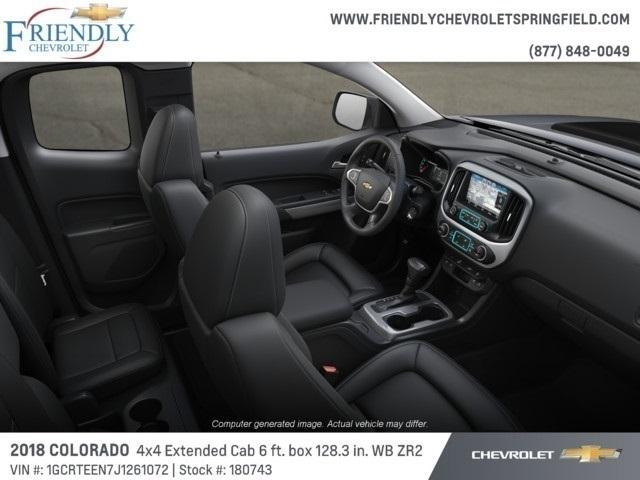 2018 Colorado Extended Cab 4x4,  Pickup #180743 - photo 6