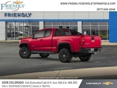 2018 Colorado Extended Cab 4x4,  Pickup #180743 - photo 2