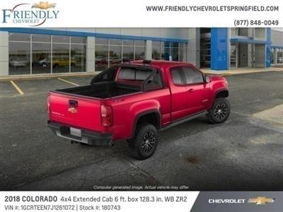 2018 Colorado Extended Cab 4x4,  Pickup #180743 - photo 4
