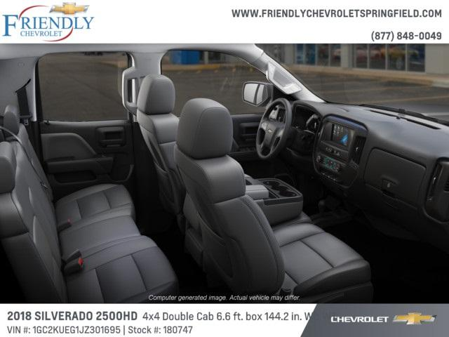 2018 Silverado 2500 Double Cab 4x4,  Pickup #180747 - photo 5