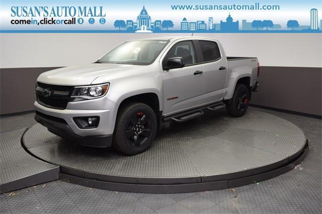 2018 Colorado Crew Cab 4x4,  Pickup #180786 - photo 1
